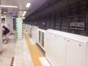 東京メトロ副都心線・東新宿駅