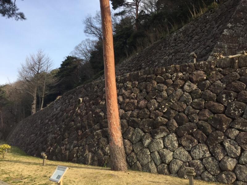 金沢城公園・石垣 その4