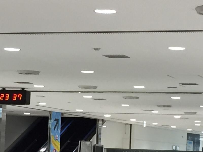 成田空港 第2ターミナル2階