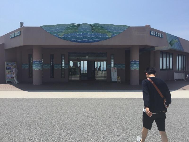 マナティー館(その1)