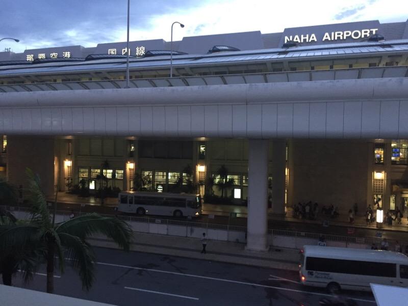 那覇空港 国内線ターミナルビル