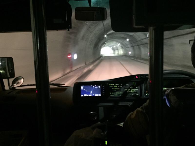 国頭村営バスからの光景(その2)