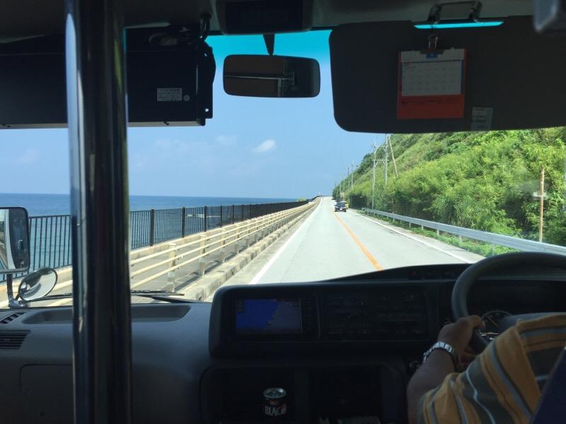 国頭村営バスからの光景(その7)
