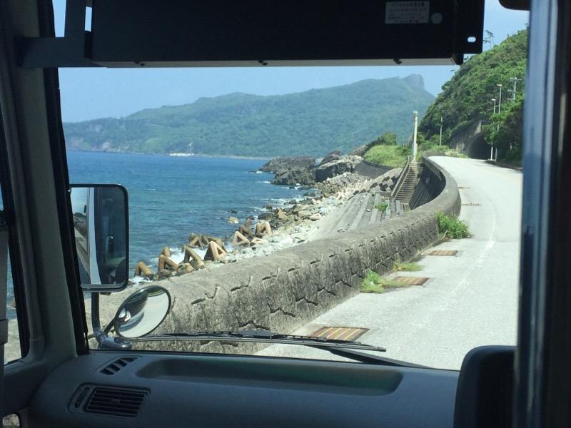 国頭村営バスからの光景(その13)