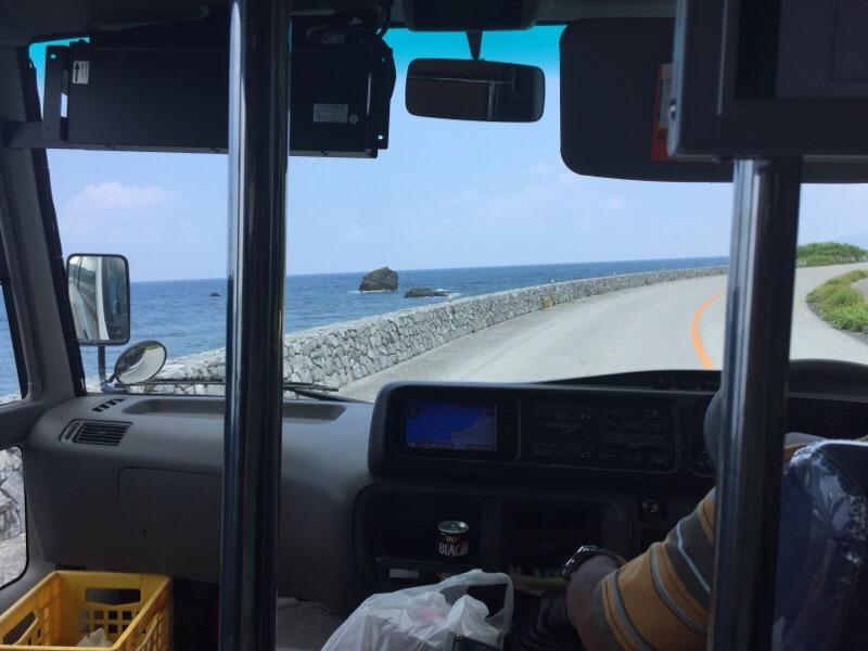国頭村営バスからの光景(その4)