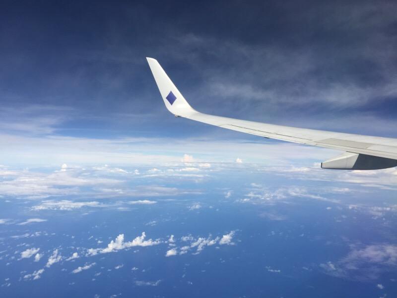 SKY510便から眺める光景(その5)