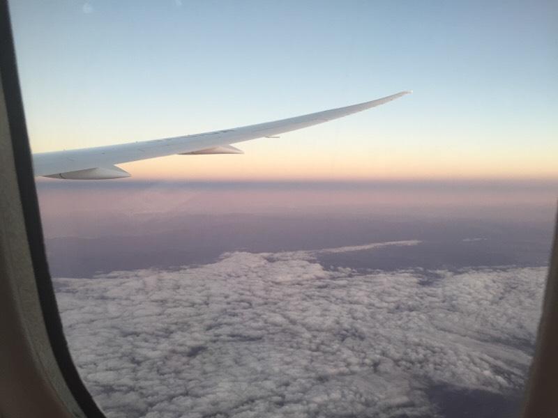 ANA985便から眺める光景(その3)