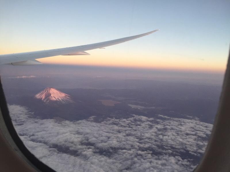 ANA985便から眺める光景(その4)