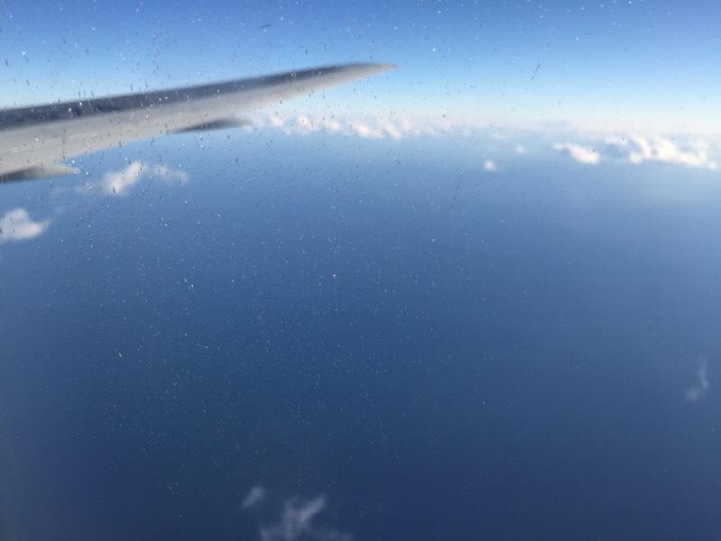 ANA028便から眺める光景(その19)
