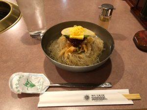 平壌冷麺(水冷麺)