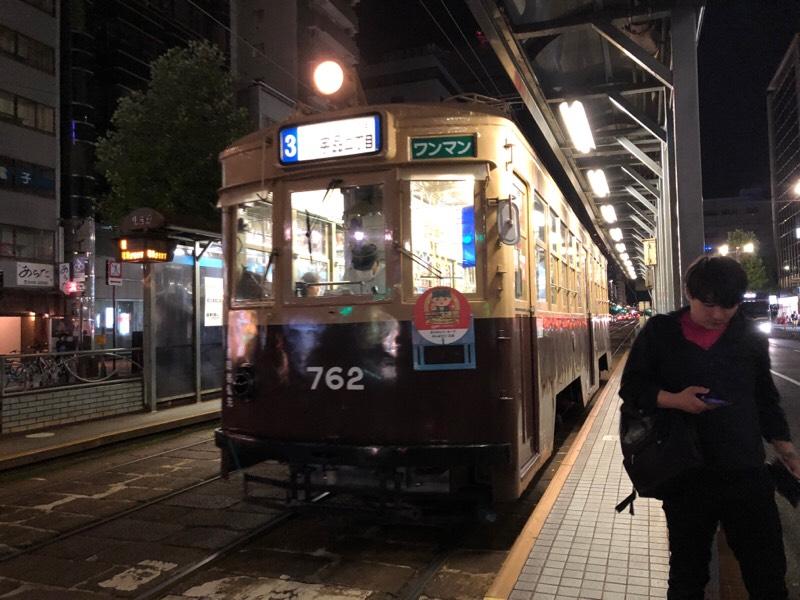 元大阪市電の路面電車