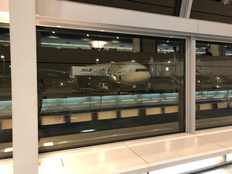 到着後のANA682便