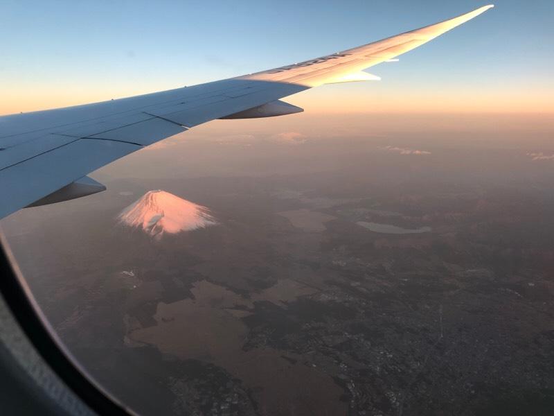 ANA985便から眺める光景(その2)