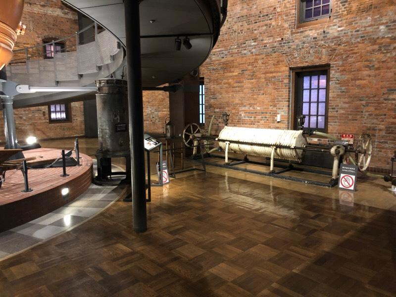 サッポロビール博物館 2階