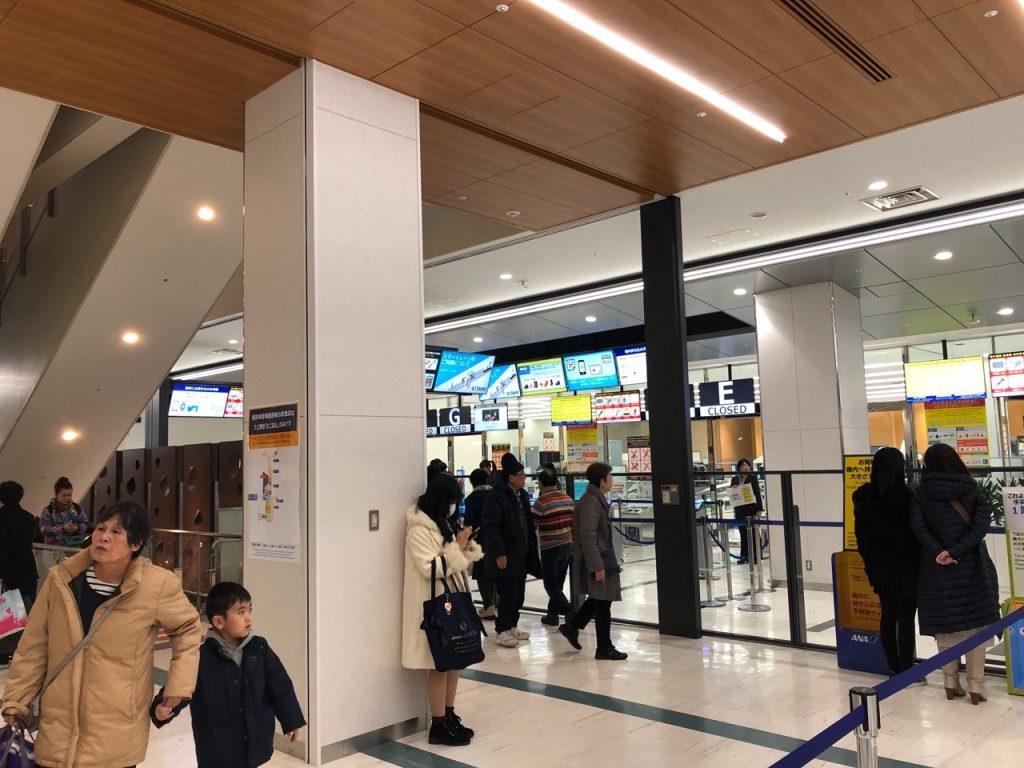 南ターミナル 保安検査場(その2)